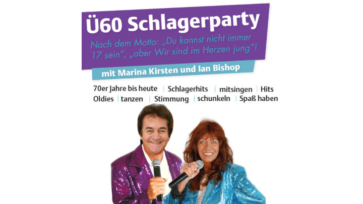 Ü60 Schlagerparty