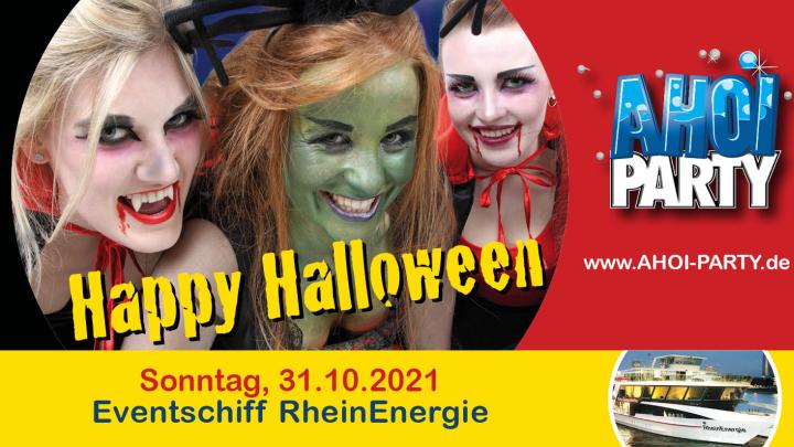 Köln Halloween 2021