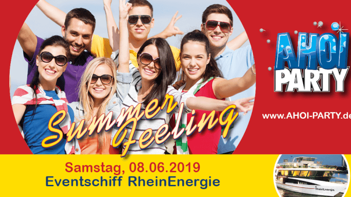 Ahoi Party Summer Feeling 08.06.2019