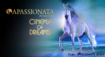 APASSIONATA - Cinema of Dreams 2016 / 2017