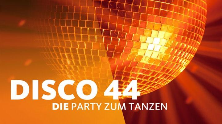 Wdr 4 Disco 44 Party 15062019 Tickets Die Halle Tor 2 Köln