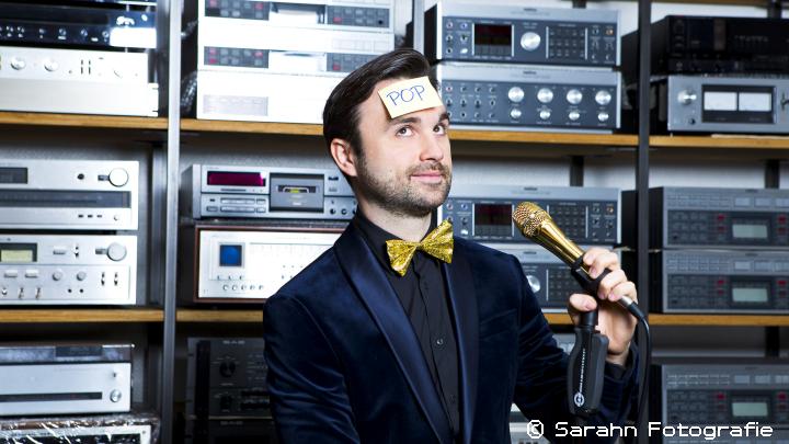 Dr. Pop - Hitverdächtig Die Musik-Comedy-Stand-up-Show