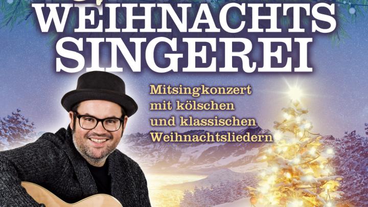 Weihnachten 2019 Köln.Björn Heusers Weihnachtssingerei 02 12 2019 Tickets Volksbühne Am