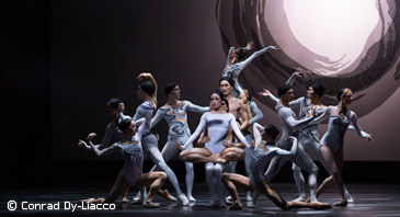 Hong Kong Ballet Internationale Tanzwochen 2017