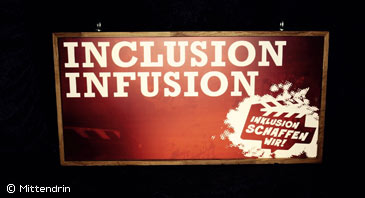 Inclusion Infusion #4: WORTRAUSCH Sommerblut Festival 2017
