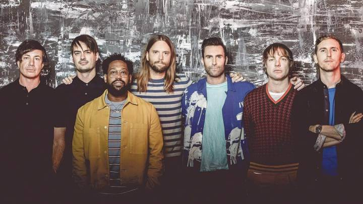 Maroon 5 - Red Pill Blues Tour 2019