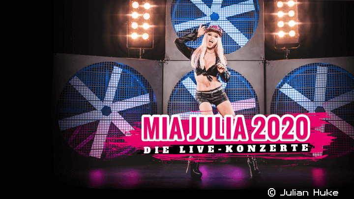 Mia Julia - Tour 2020