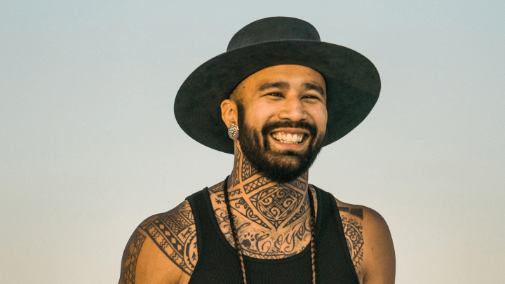 Nahko Bear (and Medicine for the People)