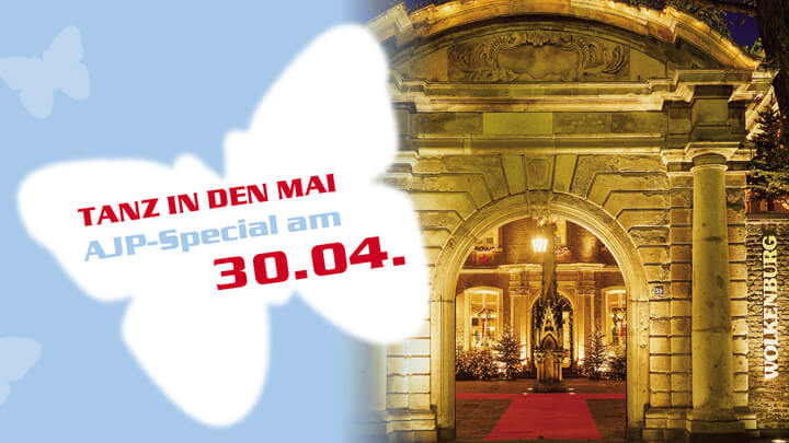 AfterJobParty Special - Tanz in den Mai