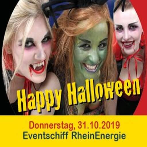 "AHOI-Party ""Happy Halloween"" 31.10.2019"