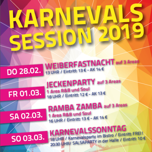 Karnevals Session Herbrand's 2019