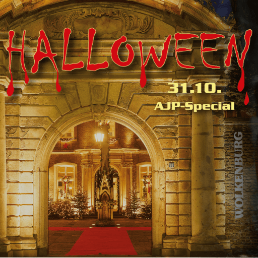 AfterJobParty Special - Halloween-Party Wolkenburg