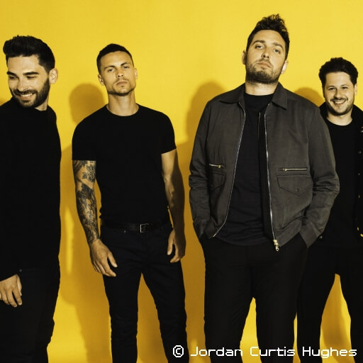 You Me At Six Essigfabrik 2019