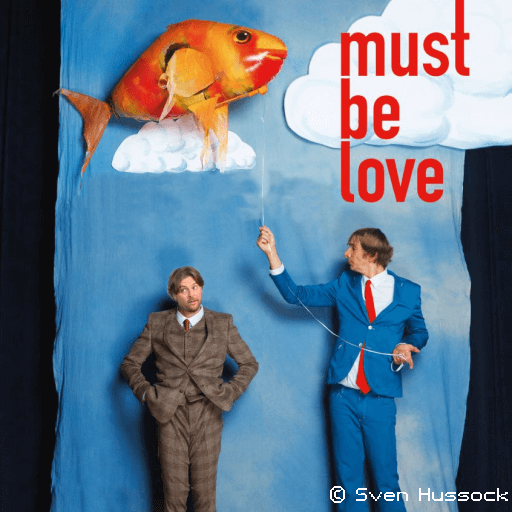 "Arnd Schimkat alias Artur Senkrecht - ""Must be Love"""