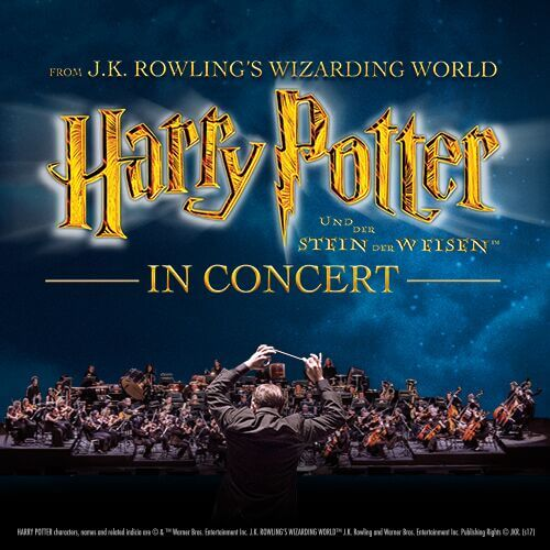 Harry Potter live in Concert - BB Promotion