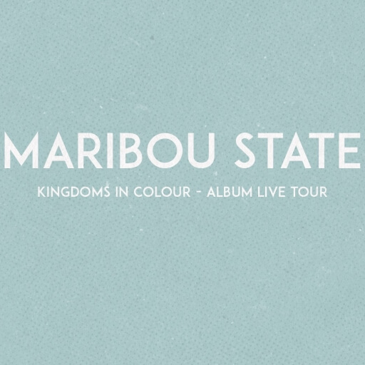 Maribou State Live