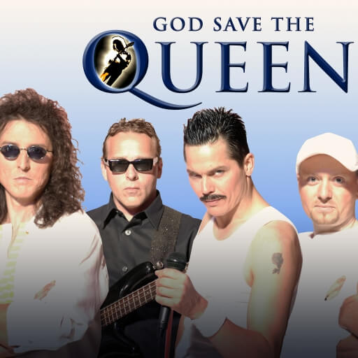 God save the Queen: Queen Revival Band