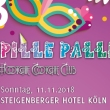 Pille Palle Party 2018 11.11.2018 Steigenberger Hotel