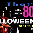 That's 80s Halloween Party - Luxor - 31.10.2018