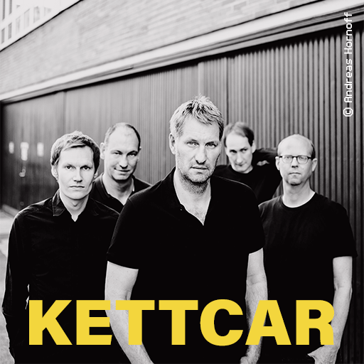 KETTCAR - special guest: Muff Potter