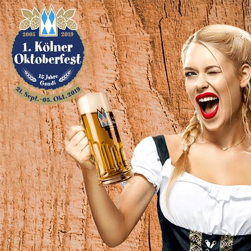 1. Kölner Oktoberfest